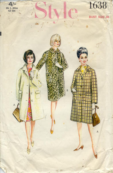 honey kennedy vintage sewing patterns 02 Vintage Sewing Patterns For Sale