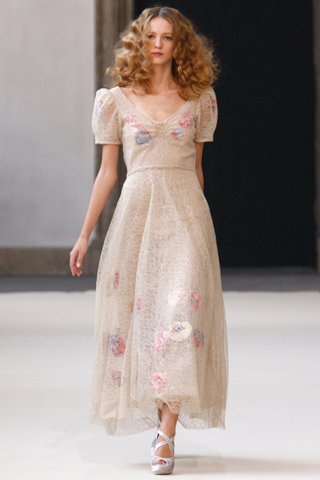 Luisa Beccaria S S 2011 Honey Kennedy