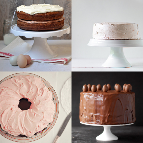 Banana Cake With Nutella And Cream Cheese Frosting Recipes ...