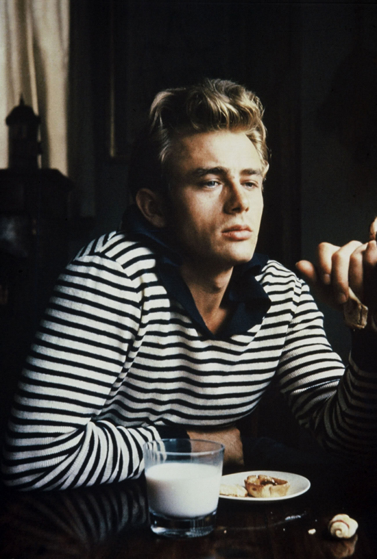 honey-kennedy-james-dean-in-stripes