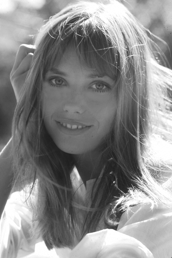 jane birkin via honey kennedy