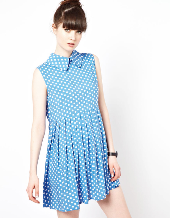 honey-kennedy-polka-dot-smock-dress