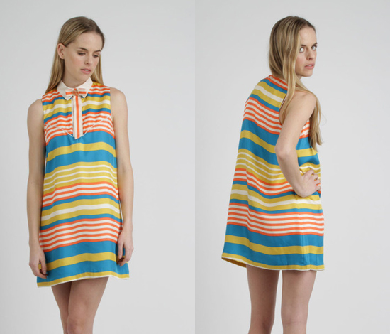 lauren moffatt dress at swords-smith via honey kennedy