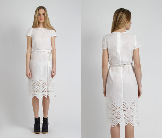samuji dress at swords-smith via honey kennedy