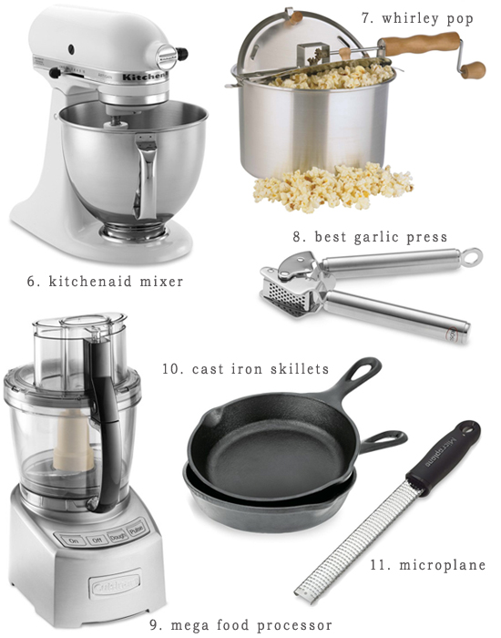 Honey Kennedy Gift Guide: Kitchen Magic