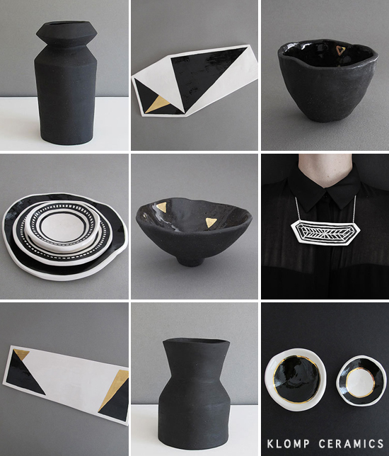 Honey Kennedy : Klomp Ceramics