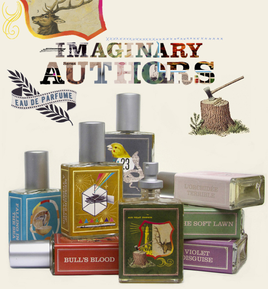 Imaginary Authors Giveaway >> Honey Kennedy