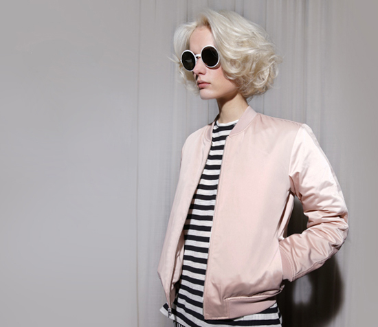 honey-kennedy-the-corner-pink-jacket-and-stripes