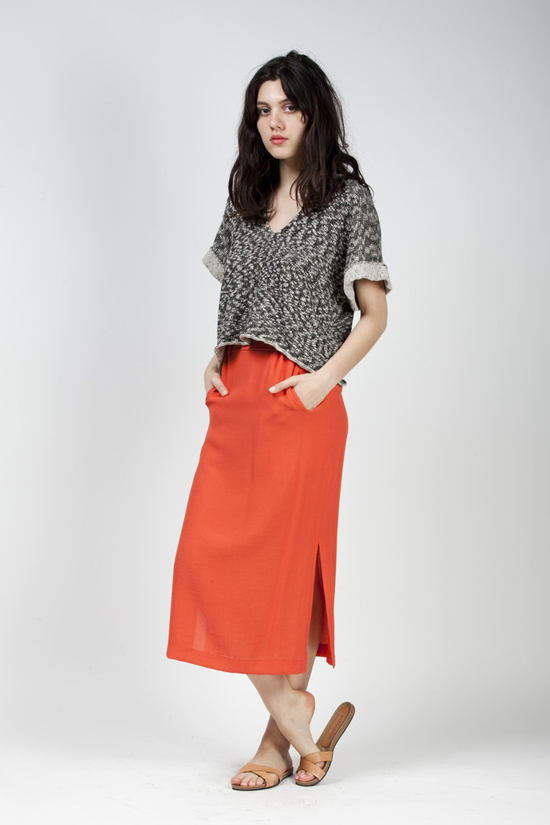 honey-kennedy-kick-pleat-reality-studio-hana-long-skirt-19