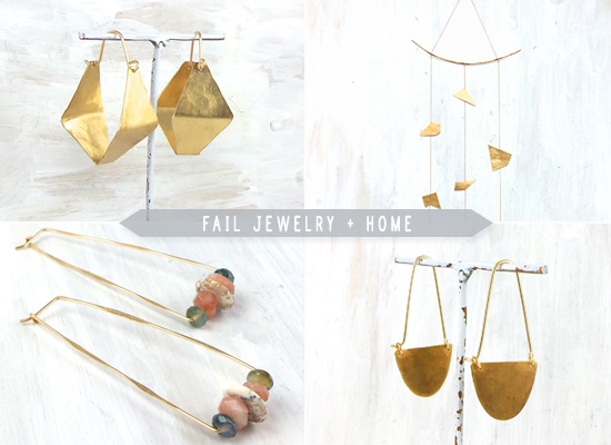 Honey Kennedy Fail Jewelry and Home Spring Faves and promo codes