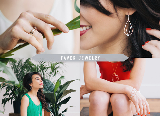 Honey Kennedy Favor Jewelry Spring Faves and promo codes