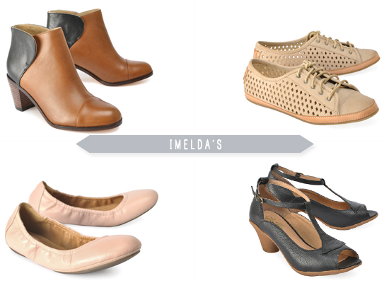 Honey Kennedy Imelda's Shoes Spring Faves and promo codes