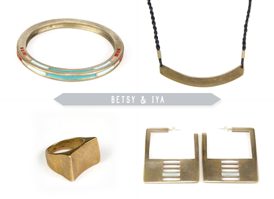 Honey Kennedy Betsy & Iya Spring Faves and promo codes