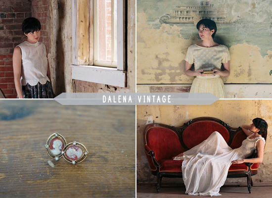Honey Kennedy Dalena Vintage Spring Faves