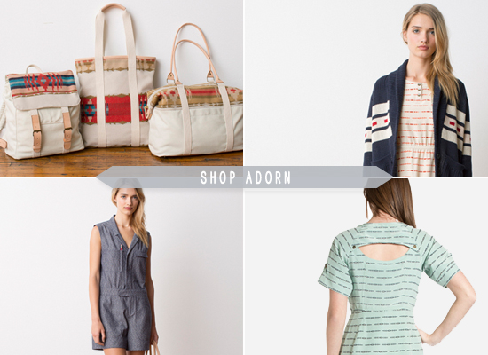 Honey Kennedy Shop Adorn Spring Faves