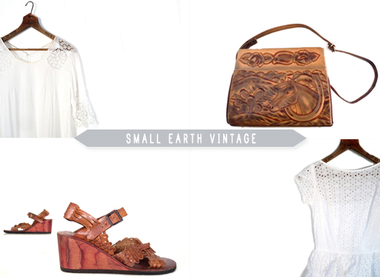 Honey Kennedy Small Earth Vintage Spring Faves