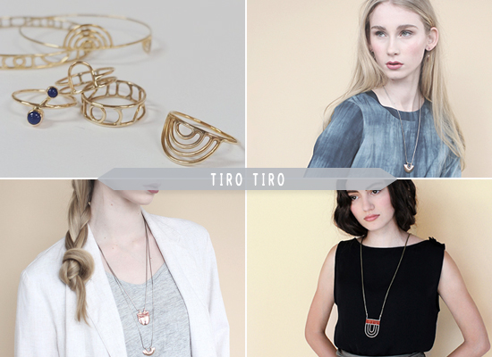 Honey Kennedy Tiro Tiro Jewelry Spring Faves and promo codes