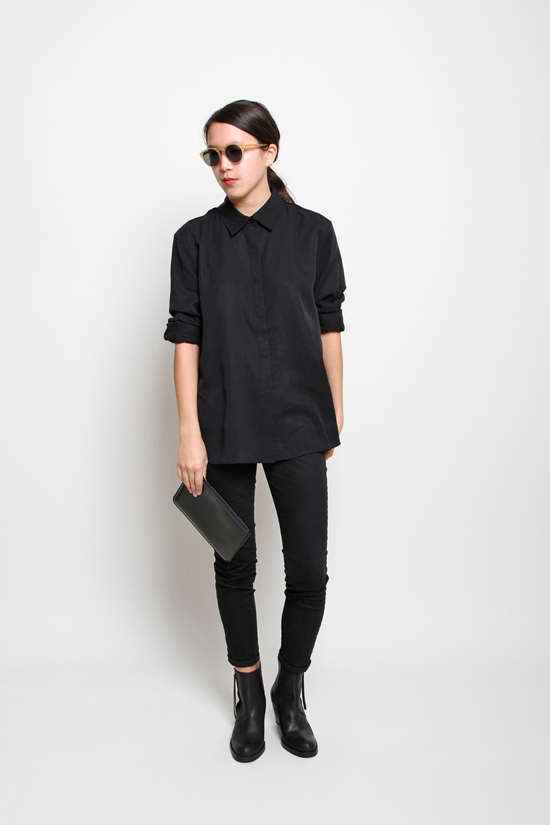 honey-kennedy-table-of-contents-acne-studios-sydney-fluid-shirt-black