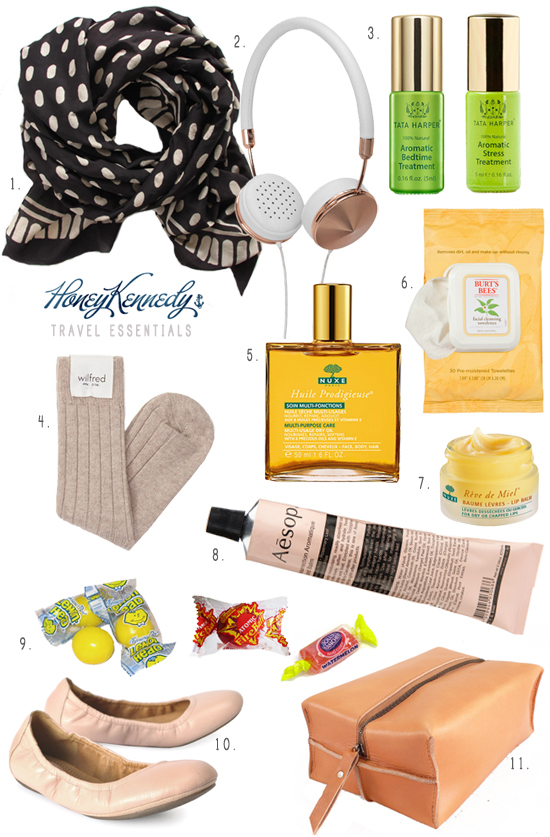 honey-kennedy-travel-essentials