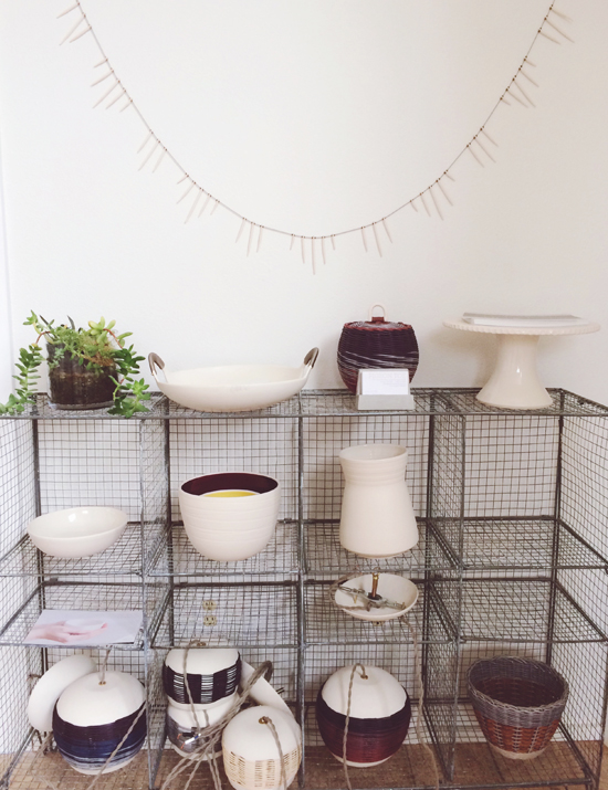 Pigeon Toe Ceramics Studio // Honey Kennedy