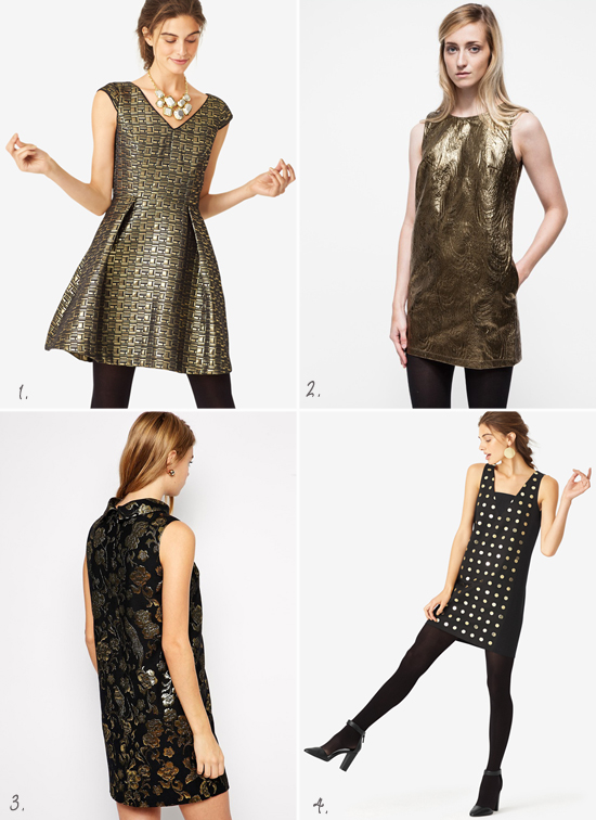 NYE Party Dresses : Honey Kennedy