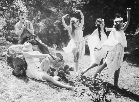 honey-kennedy-sunnyside-film-nymphs-charlie-chaplin-olive-ann-alcorn-1919