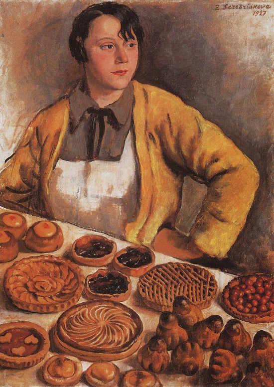 honey-kennedy-Zinaida-Serebriakova-bakery