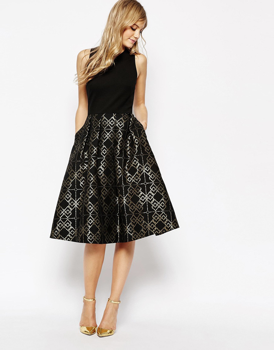 honey-kennedy-nye-party-dresses-ted-baker-flamie-jacquard-ballerina-dress-11