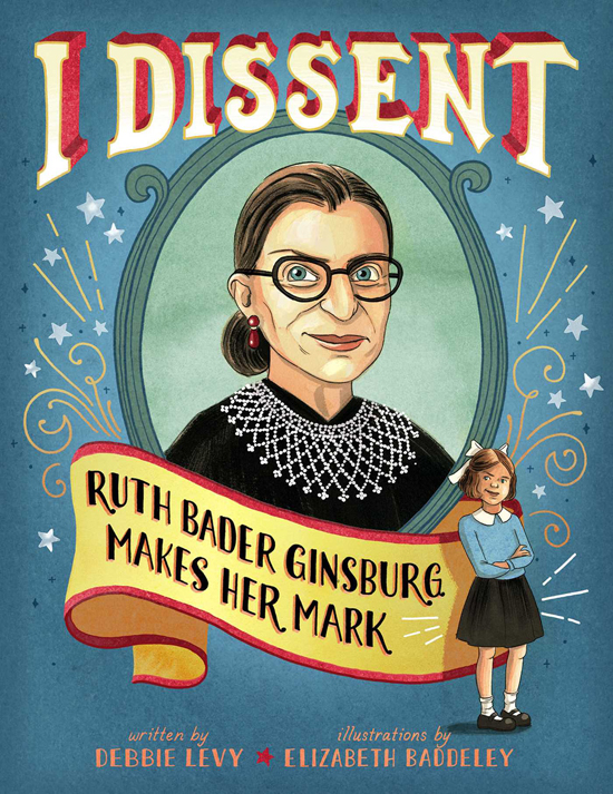 honey-kennedy-i-dissent-ruth-bader-ginsberg-book