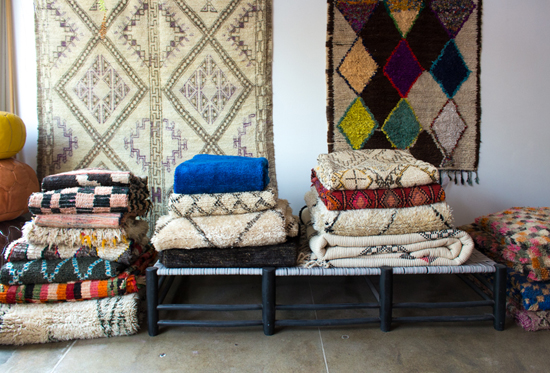 honey-kennedy-kat-and-maouche-vintage-moroccan-rugs-pdx-shop-visit-02
