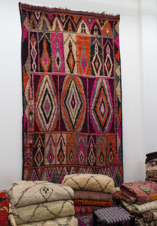 honey-kennedy-kat-and-maouche-vintage-moroccan-rugs-pdx-shop-visit-07