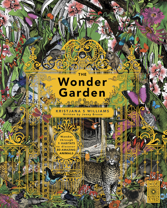 honey-kennedy-the-wonder-garden-book