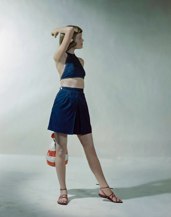 honey-kennedy-navy-blue-ameritex-garbadine-shorts-and-halter-with-red-stitching-photo-by-constantin-joffe