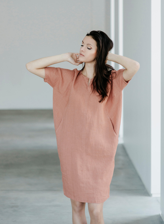 honey-kennedy-motumo-peach-linen-dress-07