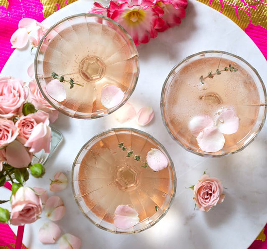 honey-kennedy-summer-drinks-kitchn-Sparkling-Midnight-Thyme-Rose